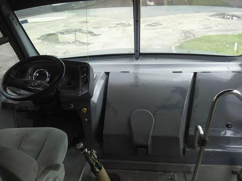 camion urbano mercedes zafiro mediano 1219 37 de plastico