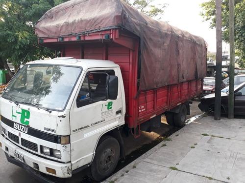 camión usado isuzu