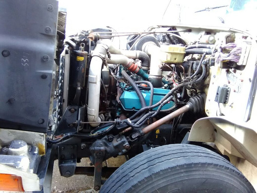 camión utilitario international 4700 año 95