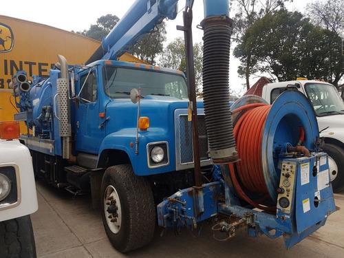 camión vac-con international 2554 / v290lha 2000