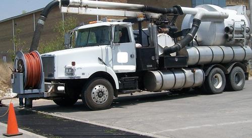 camión vactor