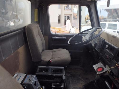 camión vactor aspirador para drenaje limpia drenajes10381