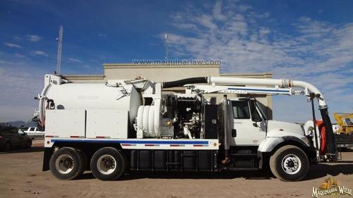 camion vactor importado internacional 2004 perfectas condici