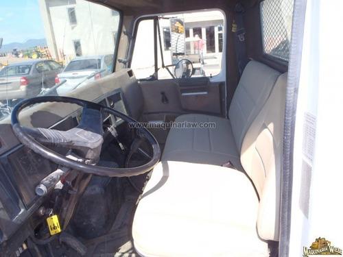 camion vactor vac-tron aspirador para drenaje folio 7640
