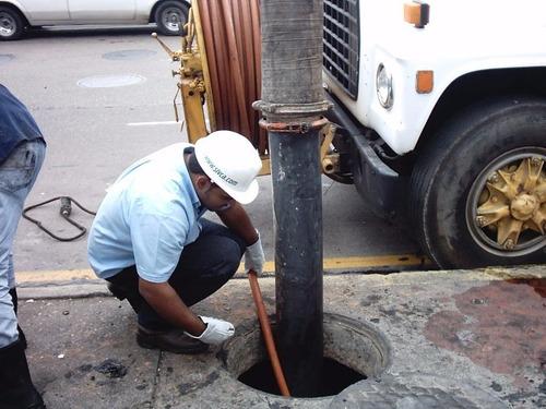 camion vactor vacuum hidrojet