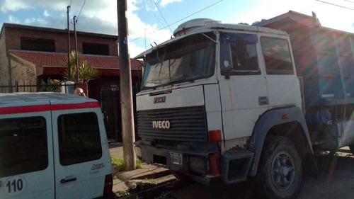 camion volcador
