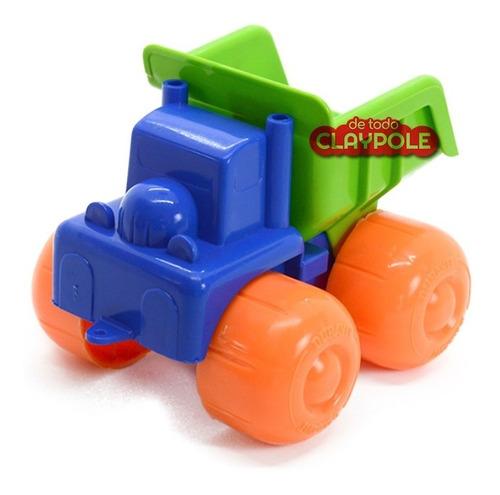 camión volcador chico plástico duravit 15 cms