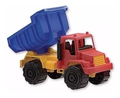 camion volcador - duravit - vavi toys