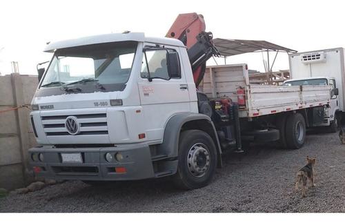 camión volkswagen 15180