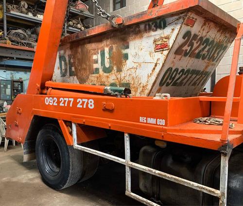 camion volkswagen 15180 portavolqueta volquetero volqueta