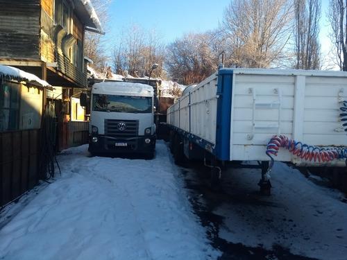 camion volkswagen 17280 constelletion y semi montenegro