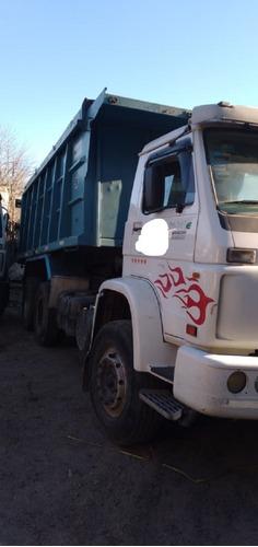 camión volkswagen 26260e/ 41 con caja volcadora petinari