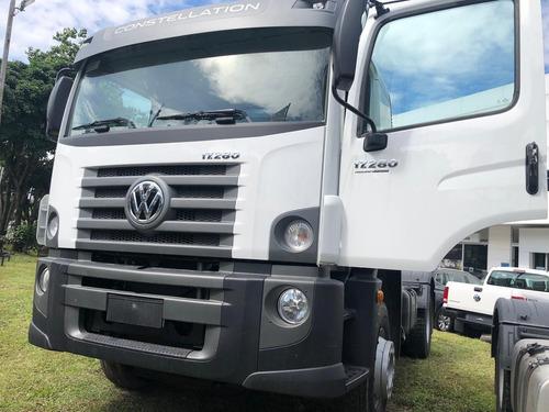 camion volkswagen constellation 17280