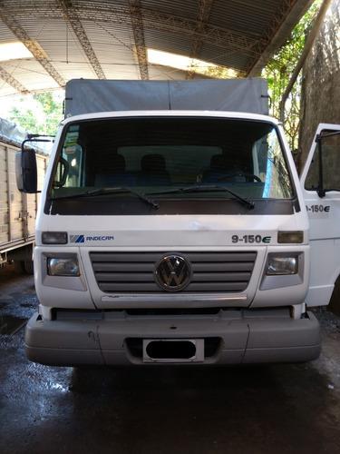 camión volkswagen delivery 9-150 e listo para trabajar