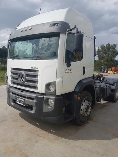 camion volkswagen worker 17-250 euro iii  - modelo 2013