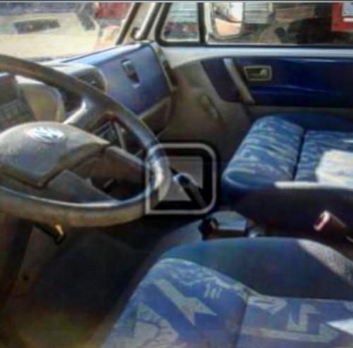 camion volkswagen worker 9150  ´07 $ 910000