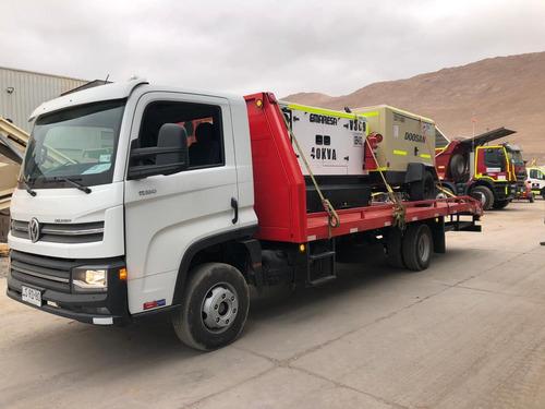 camión volkswaguen delivery 11180, carrozado