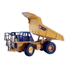 Camión Volqueta Minera Escala 1/50 Metal