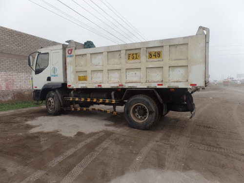 camion volquete chenglong 2012