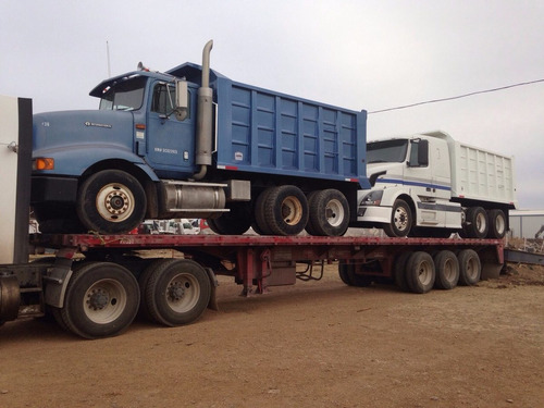camion volteo