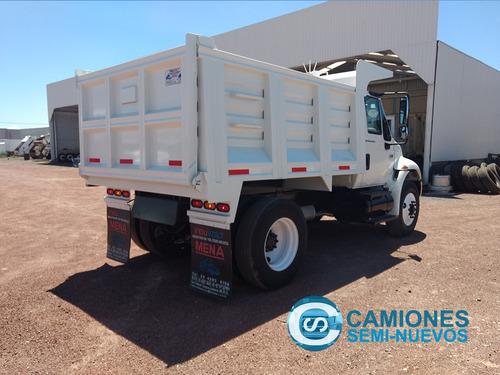 camión volteo de 7 mts3 international 4300 mod 2013