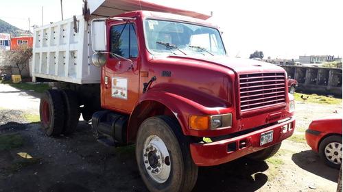 camión volteo dina 1984