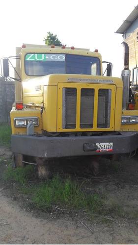 camion volteo internacional 5000