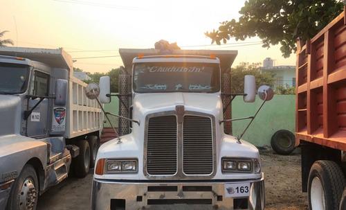 camión volteo kenworth t600 rin 22.5