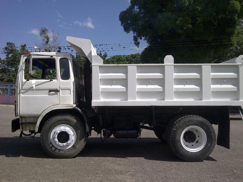 camion volteo mack 1999 a gasoil