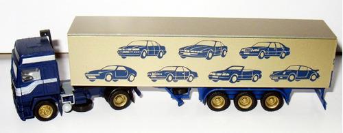 camion volvo f12 intercooler - 1/87 h0 albedo (germany)
