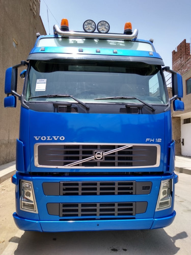 camion volvo fh12  500hp 6x4 chasis