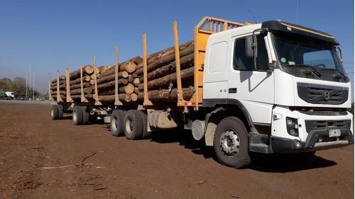 camión volvo modelo fmx 370 año 2012