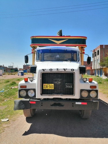 camion volvo n1020