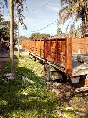 camion volvo nl 360 y 340  solo 340