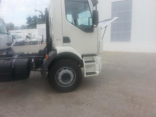 camion volvo vm210 / 48 0 km 2014 nuevo, entrega inmediata