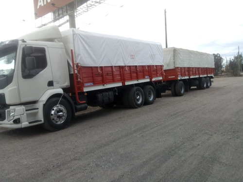 camion volvo vm330 chasis eje neumatico