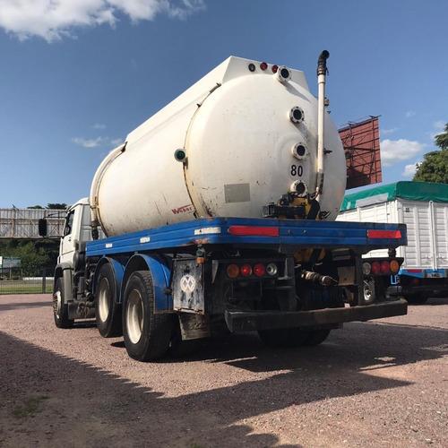 camion vw 17220 `08 p/ atmosferico $ 1700000
