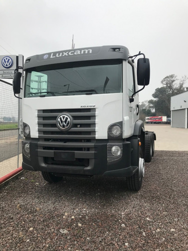 camion vw 26.280 6x4 tatu, ideal para volcadora,