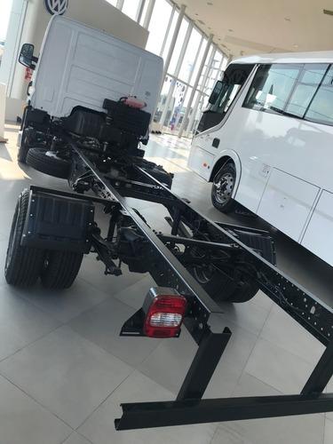 camion vw 6.160 0km entrega julio, oferta contado