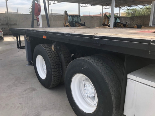 camion western 1988 con grua titan manitex  de 8 toneladas