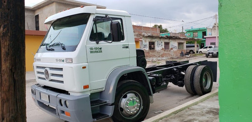 camion wolkswagen worker 15-190e 2007
