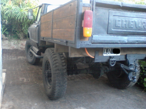 camion/camioneta 4x4 guerrero todo terreno off road gnc ya!!