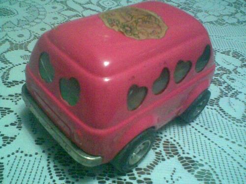 camioncito de lamina antiguo