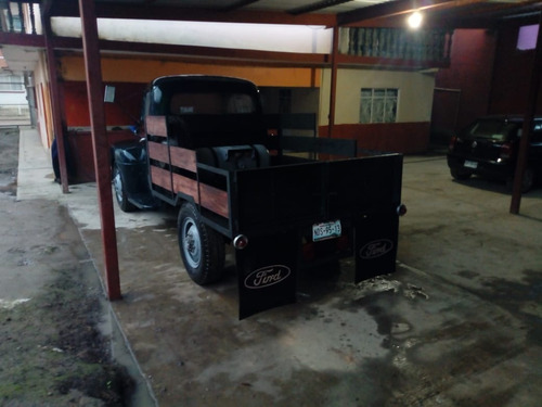camioncito ford f-600 1952