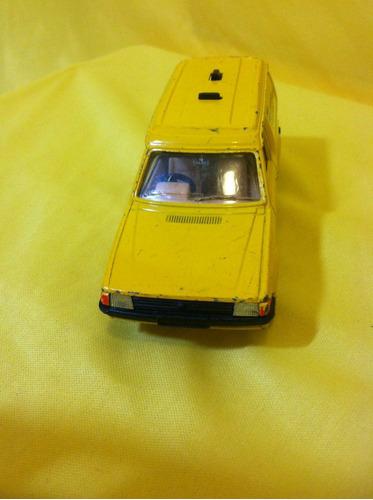 camioncito metalico ford escort ingles