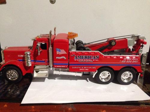 camiones a escala juguetes