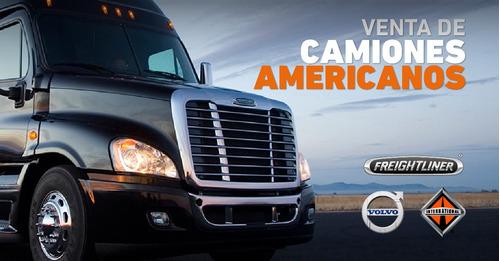 camiones americanos freightliner