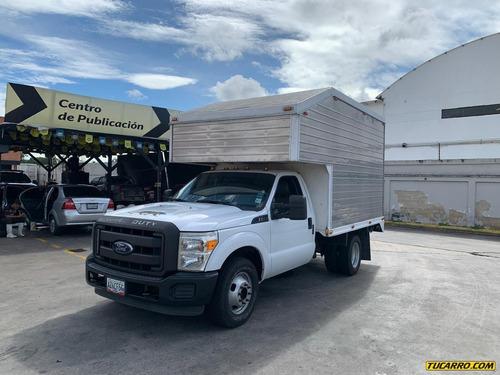 camiones cavas f350 super duty