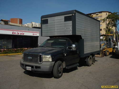 camiones cavas ford f-350