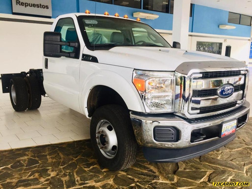 camiones chasis f-350 4x4 - sincrónica